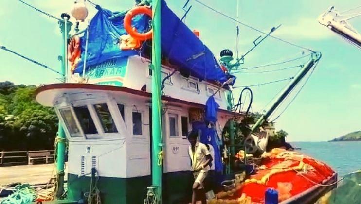 इंडियन बोटीवर 'चिनी' एआयएस सिस्टीम; सिंधुदुर्ग प्रशासन झालं खडबडून जागं