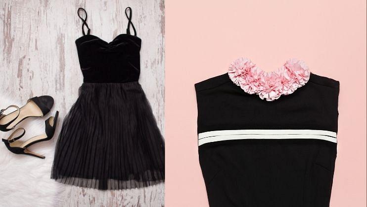 नवरात्री दरम्यान नऊ दिवस रंगीत कपडे घालावे. काळे कपडे घालणे टाळावे.