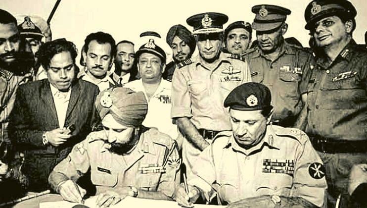 1971 Indo-Pak War: भारतीय हवाई दलाने पाकच्या नापाक कृत्याला दिले चोख प्रत्युत्तर