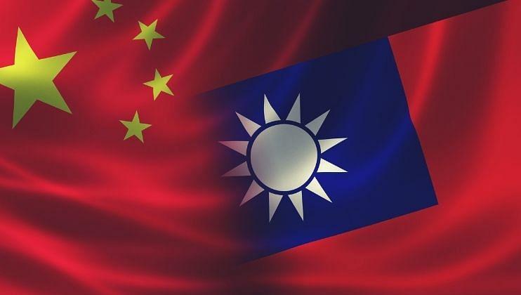 Taiwan-China Clash: तैवान चा 'ड्रॅगन' ला इशारा