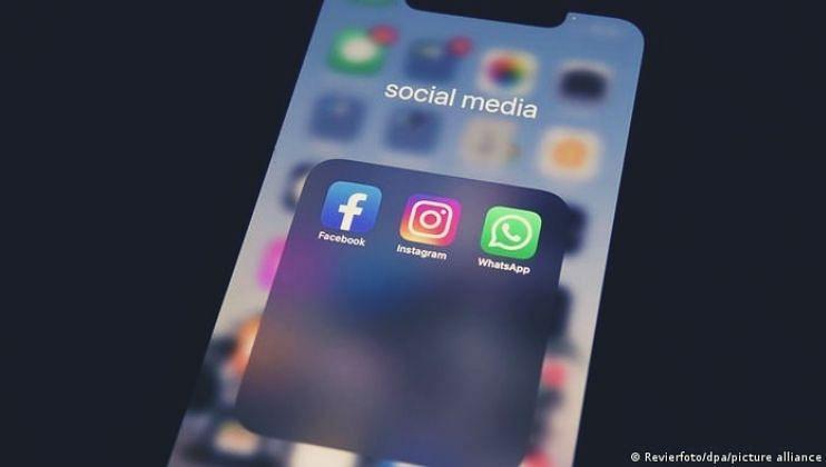 Facebook WhatsApp Instagram ठप्प, कंपनीला 44 हजार कोटींचा फटका