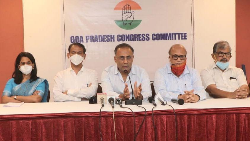 AAP-Trinamool Congressकडून कॉंग्रेसच्या नेत्यांना करोडो रुपयांची आमिषे