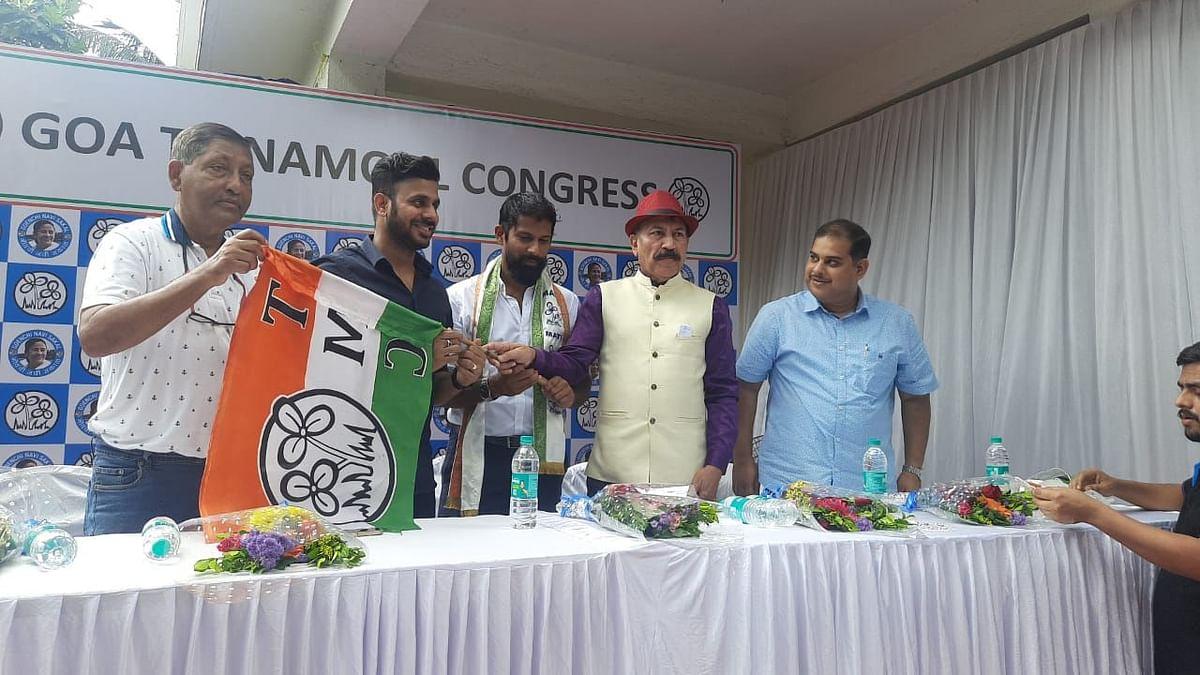 Goa Election: खेळाडू डेन्झिल फ्रँको, लेनी द गामा यांचा तृणमूलमध्ये प्रवेश