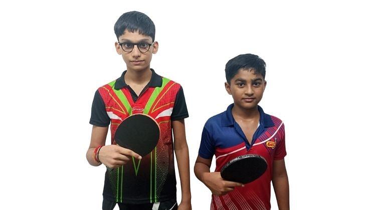 Table Tennis: खुशालला दुहेरी किताबाची संधी