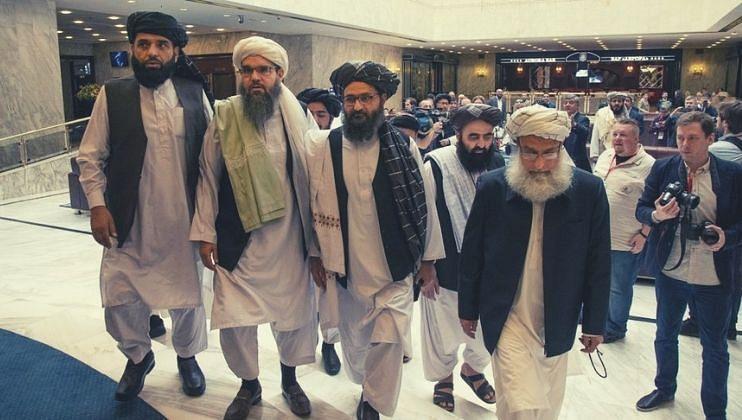तालिबानला IS चा धोका,अफगाणिस्तानातिल अनेक ठिकाणं टार्गेटवर