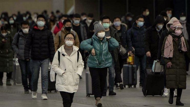 चीनमधील या शहरात कोरोनाचा पुन्हा कहर, लॉकडाउन जाहीर