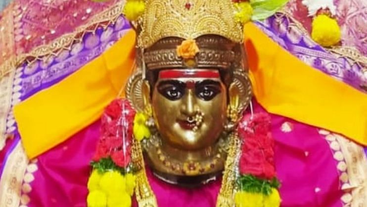 Goa: नवरात्रोत्सवानिमित्त शांतादुर्गा देवस्थानात विविध कार्यक्रमांचे आयोजन