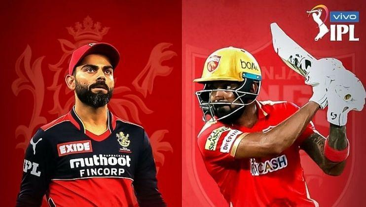 IPL 2021: RCB won By 6 Runs in 48th  match RCBvsPBKS