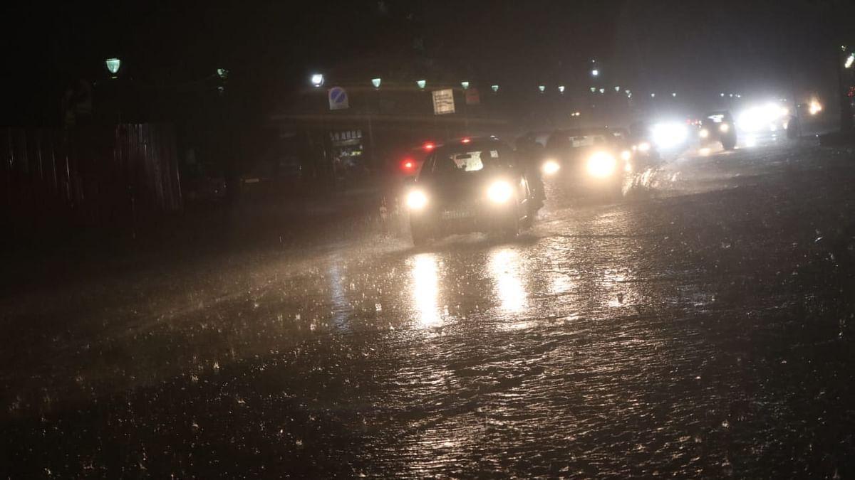 Goa Rain Updates: पणजी तुंबली, वीज गायब