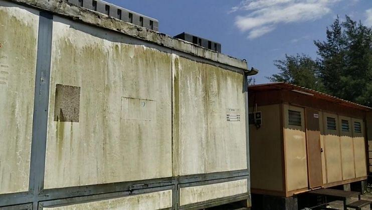 Goa Tourism:  किनारी भागातील चेन्गिंग रुम आणि शौचालयांना टाळेच