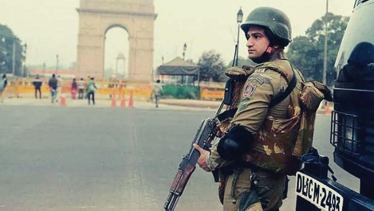 दिल्लीत आणखी एका पाकिस्तानी दहशतवाद्याला अटक, राजधानी हाय अलर्टवर