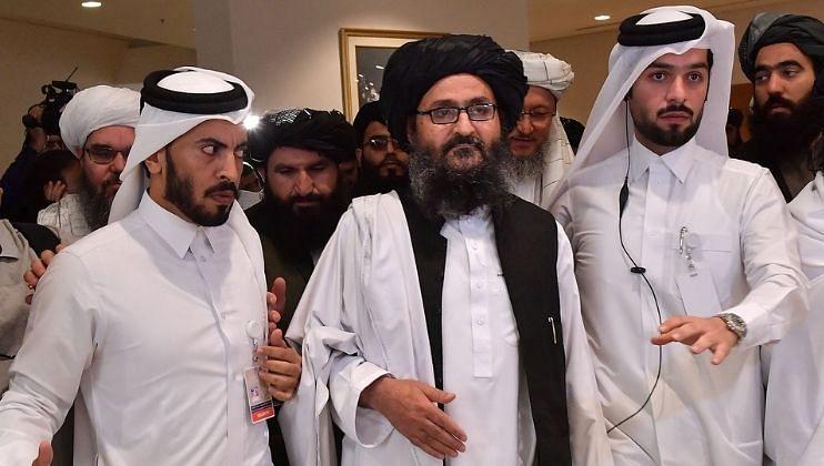 Taliban Warn USA Afghanistan Government