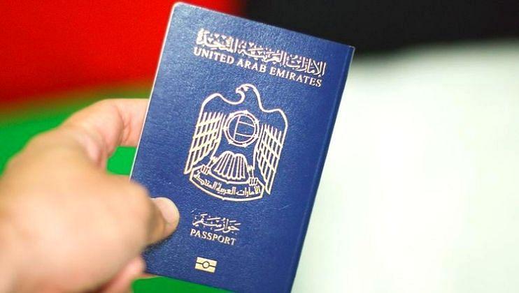 UAE चा पासपोर्ट जगात सर्वाधिक 'पावरफुल'; जाणून घ्या भारत, पाकिस्तनची रॅंकिंग
