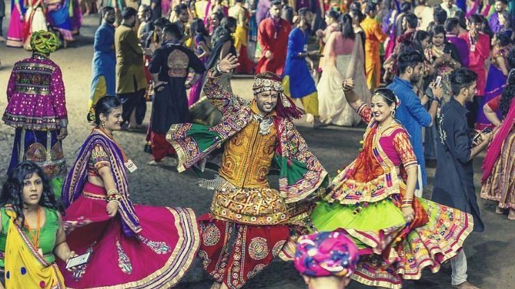 गरबा नृत्यातून संस्कृतीचे जतन: सरपंच वैशाली शेटगावकर