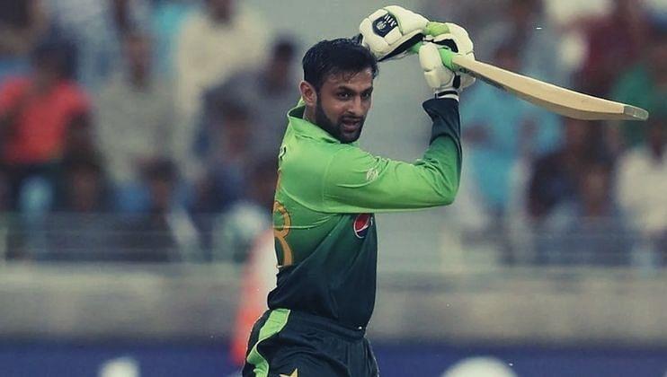 T20 WC: शोएब मलिकची पाकिस्तान टीम मध्ये एन्ट्री