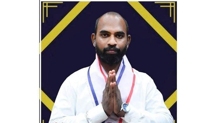 Goa Politics Congress election observer and former Union Minister; P. Chidambaram