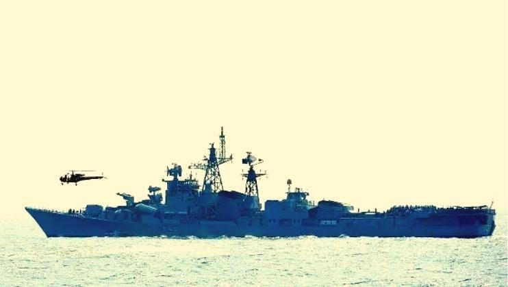 कोचीच्या दक्षिणेस भारतीय जहाज बुडाले