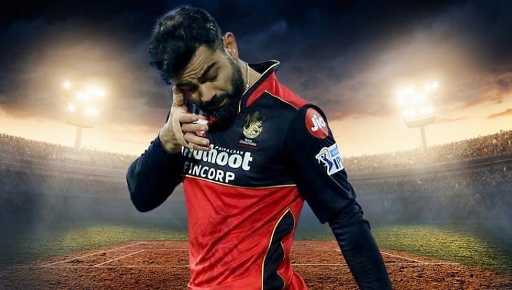 विराटचं  स्वप्न अधुरेच ! यंदाही  RCB साठी IPL ट्राफी परकीच