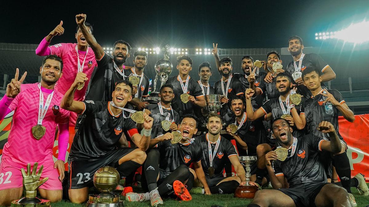 विराट कोहलीने केले FC Goa चे अभिनंदन