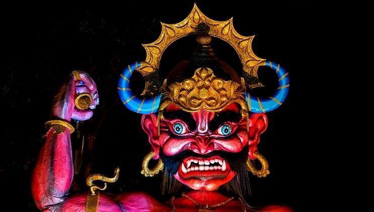 Narkasur Special Story नरकासुरचा पुतळा