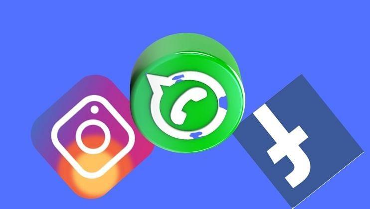 व्हॉट्सअॅप, फेसबुकसह इन्स्टाग्राम गंडलय; नेटकरी चिंतेत