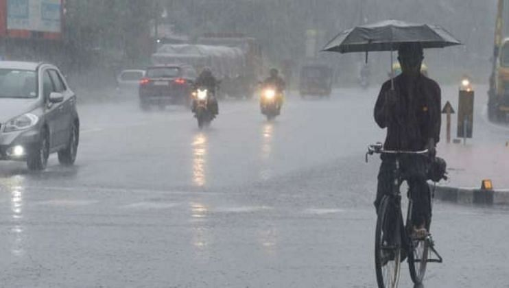 Weather Updates:दोन दिवसात देशात मुसळधार केरळमध्ये रेड तर कर्नाटक तमिळनाडूमध्ये ऑरेंज अलर्ट