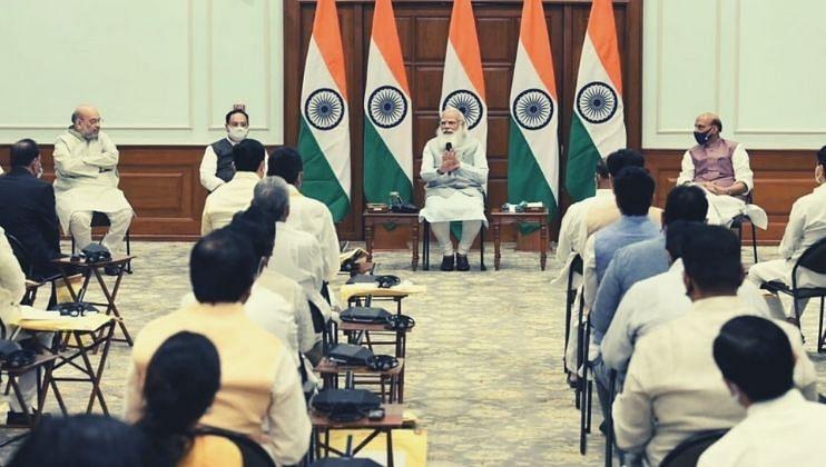 14 लाख लोकांना रोजगार देणाऱ्या 'PM MITRA' योजनेला मोदी सरकारने दिली मंजूरी