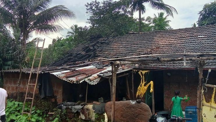 Goa: अडवई सत्तरीतील सिलिंडर स्फोटात घर जळून खाक; सुदैवाने जीवितहानी टळली