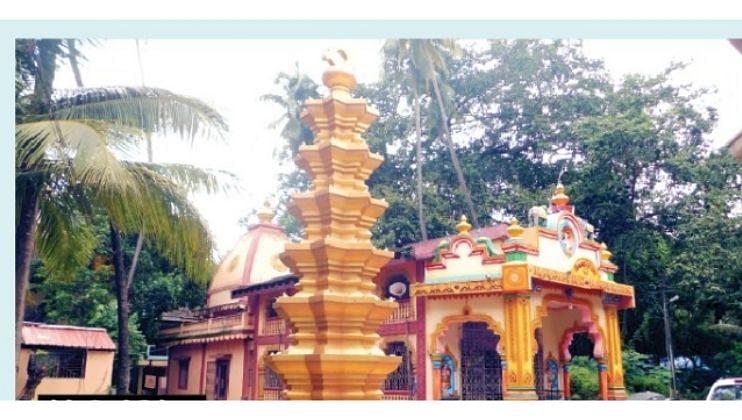 मांद्रेचे भारत माता मंदिर
