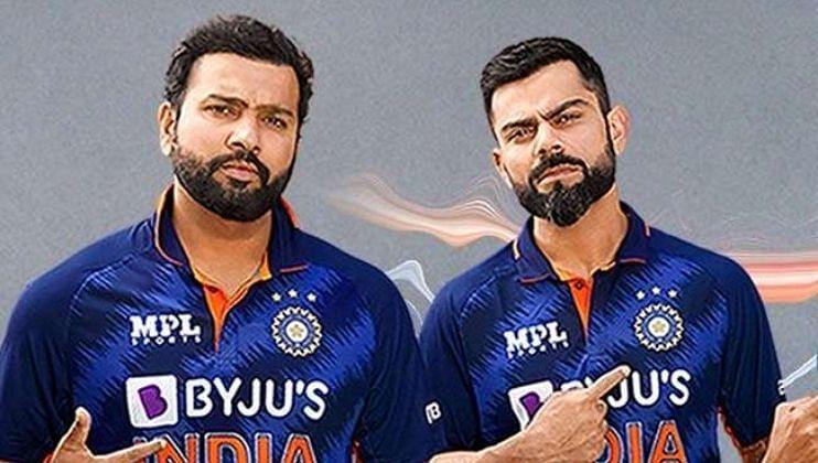 T20 World Cup 2021 साठी टीम इंडियाच्या जर्सीचे झाले अनावरण, पाहा फोटो