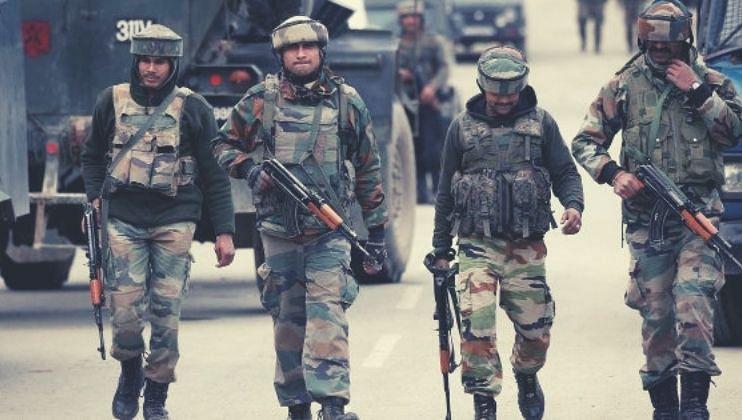 Delhi Police special cell arrest Pakistan terrorist in Laxami Nagar,  Ramesh Park