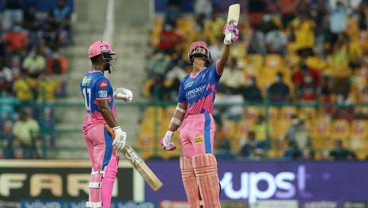IPL 2021: CSK च्या गोलंदाजांना आस्मान दाखवत RR चा 'रॉयल' विजय