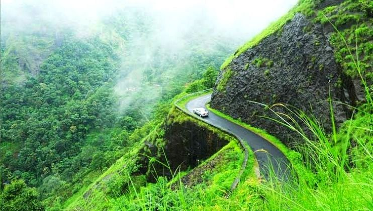 Goa Tourism: Clouds and Chorla Ghat