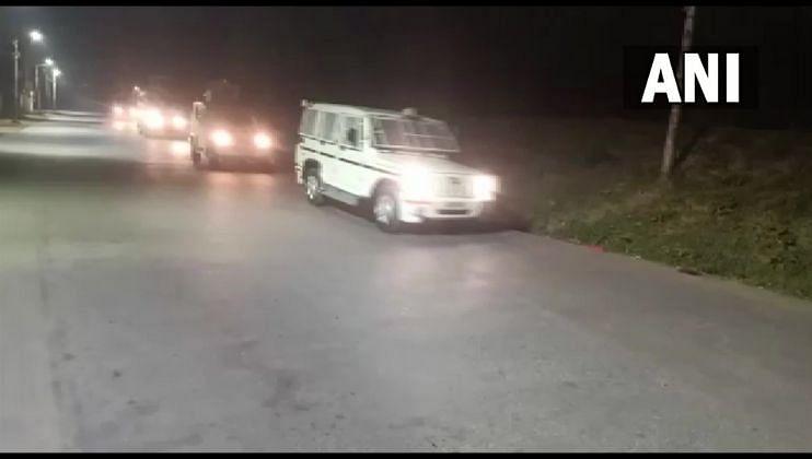 जम्मू काश्मीरमध्ये अतिरेक्यांचा पोलिसांवर हल्ला, एकजण ठार