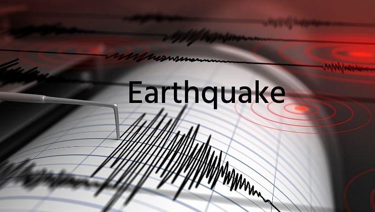 अरुणाचल प्रदेश भूकंपाने हादरले, जीवीत अन् वित्तीय हानी टळली