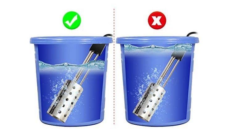 Water heater rod is fatal