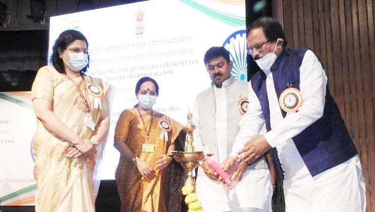'हिंदी भाषेमुळे देशाची एकता आणि एकात्मता अबाधित'