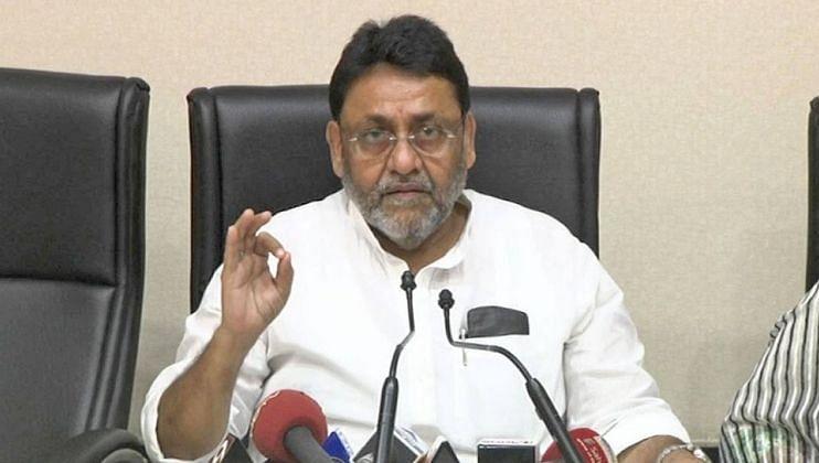 Mumbai Raid: NCB ची कारवाई 'फर्जी', नवाब मालिकांचा आरोप