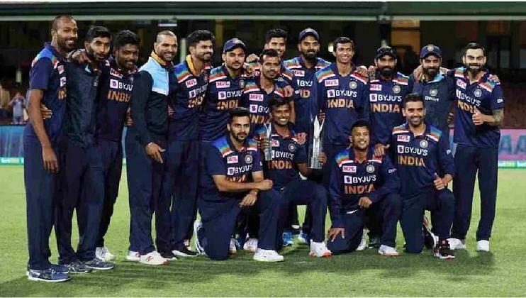 ICC T20 World Cup 2021: भारतीय संघ नव्या जर्सीत दिसणार?