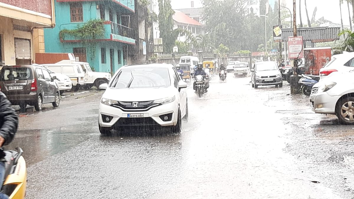 Goa Rain Updates: आज मुसळधार पावसाची शक्यता
