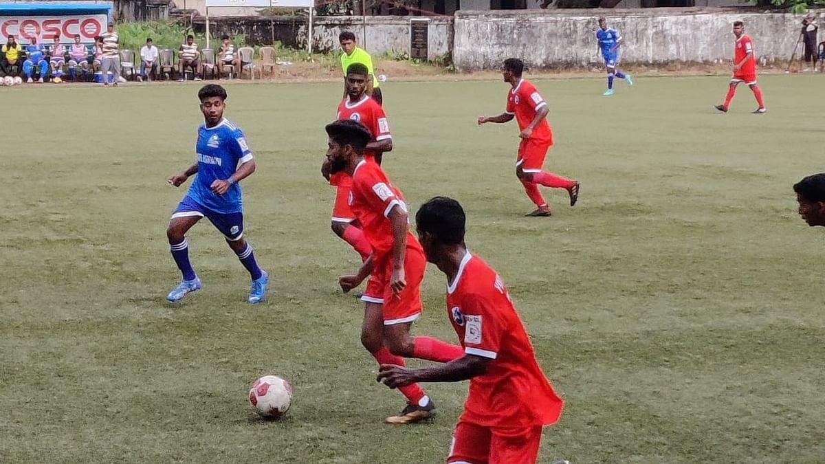 Goa Football: मनोरा क्लबचा कळंगुटला धक्का