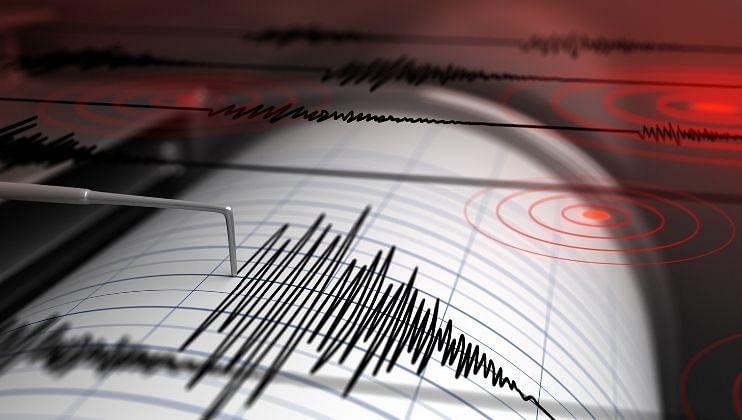 पाकिस्तानमध्ये भूकंपाचे जोरदार झटके