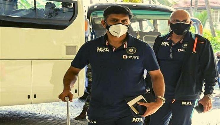 टीम इंडियाला अखेर द्रविडच्या रुपात मिळाला 'कोच'