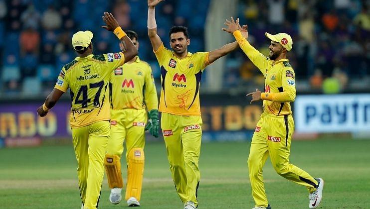 IPL 2021: CSK ने लुटलं 'आयपीएलचं सोनं',KKR ला नमवत चौथयांदा 'किंग'