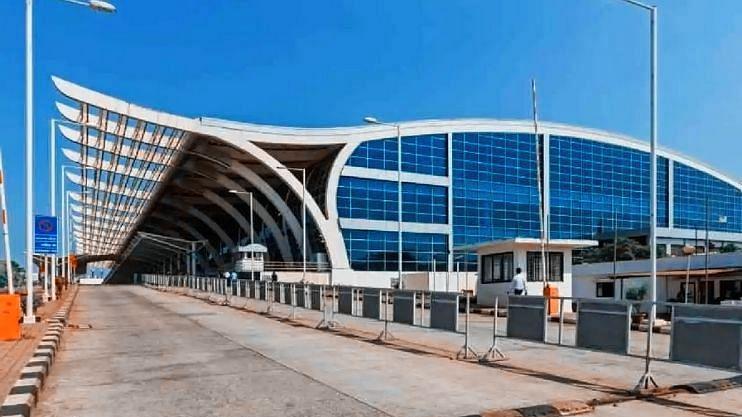 दाबोळी विमानतळ 'फनेल झोन'मधील अनधिकृत बांधकाम सर्व्हे अंतिम टप्प्यात