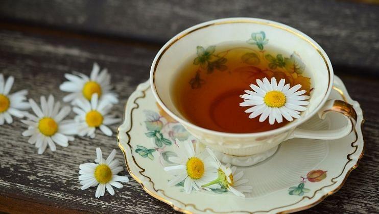 Chamomile Tea आरोग्यासाठी लाभदायी
