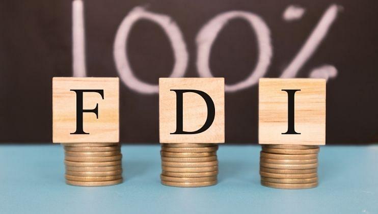 भारतीय बाजाराची चांदी, एका महिन्यात देशात 26,517 कोटींचा FDI