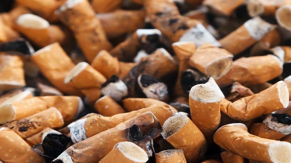 जगभराच्या तुलनेत धूम्रपानात १२ टक्के भारतीय