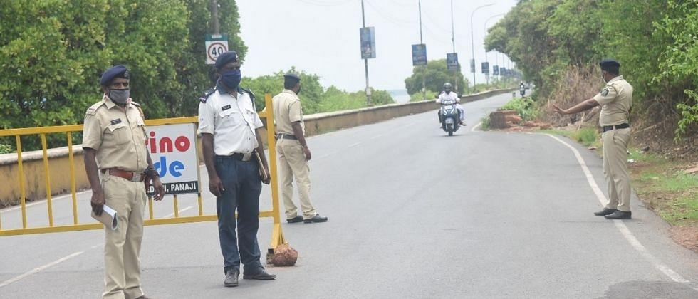 Gujarati tourist arrested in Goa