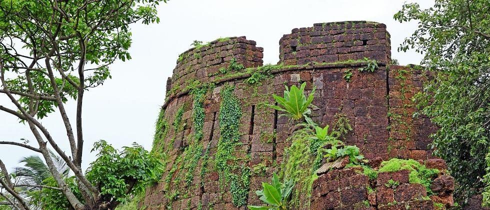 Goa: किल्ले संवर्धनाचा 20 वर्षांपूर्वी दिलेला अहवाल आजही अहवाल धूळ खात पडला